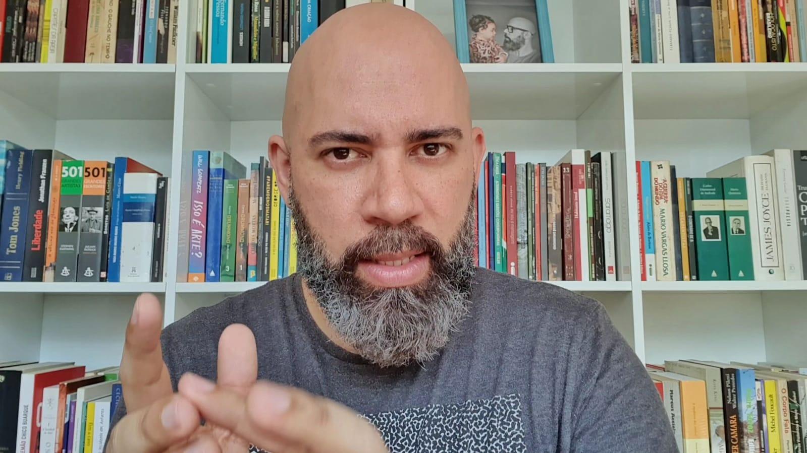 """Arte da Palavra Sesc: Escritores Helder Herik e Thais Guimarães participam do debate """"Poesia, palavra e imagem"""" – Fecomércio RS"""
