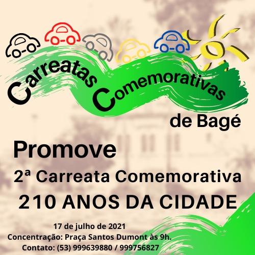 Sindilojas-Bagé, apoia a 2ª Carreata Comemorativa de Bagé
